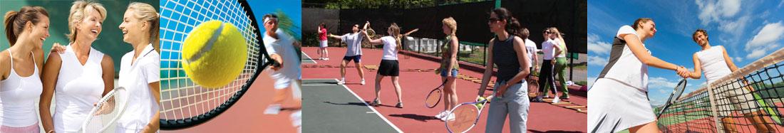 adult beginning lesson tennis