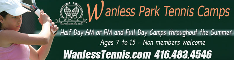 wanless tennis summer camps ad